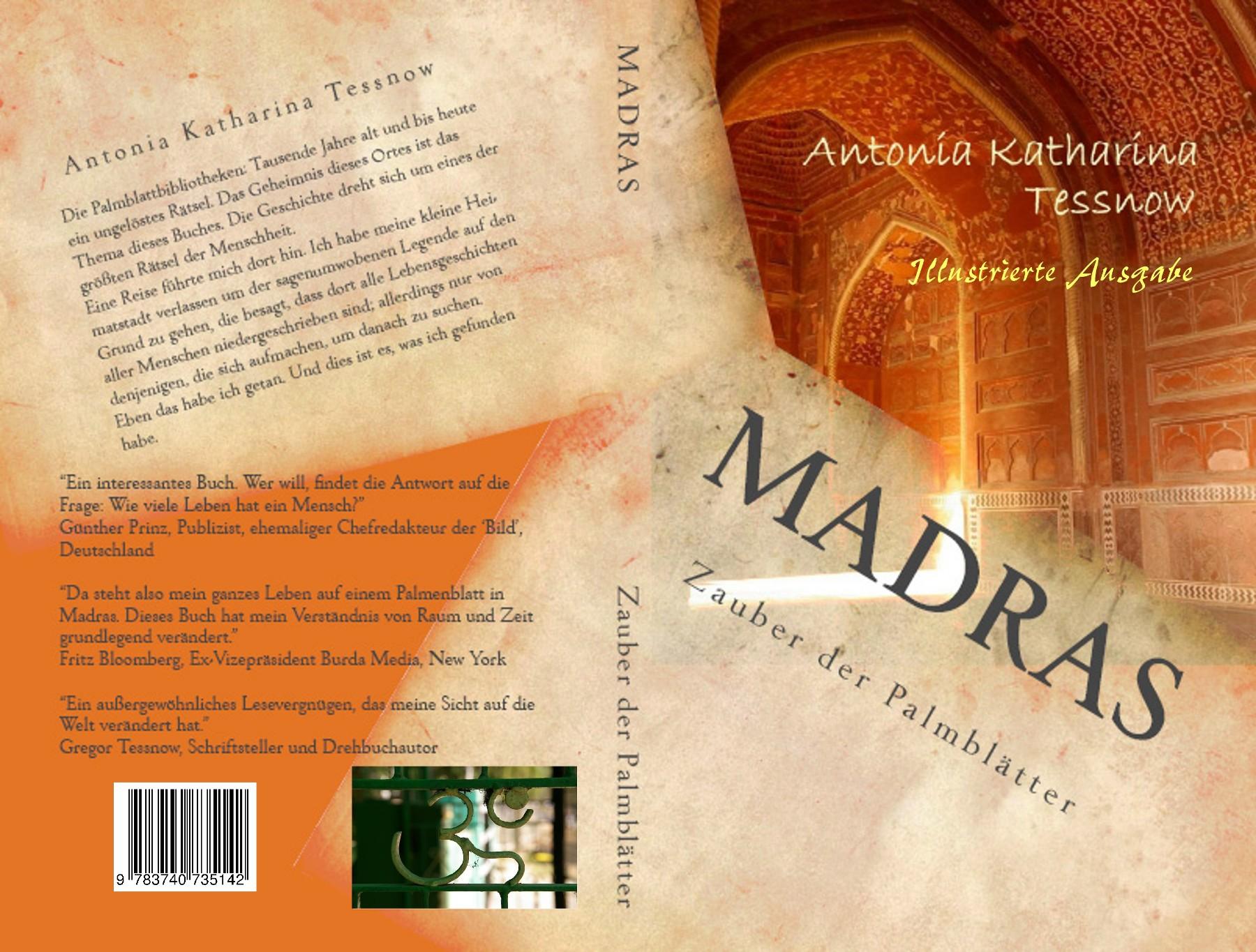 Madras – Zauber der Palmblätter