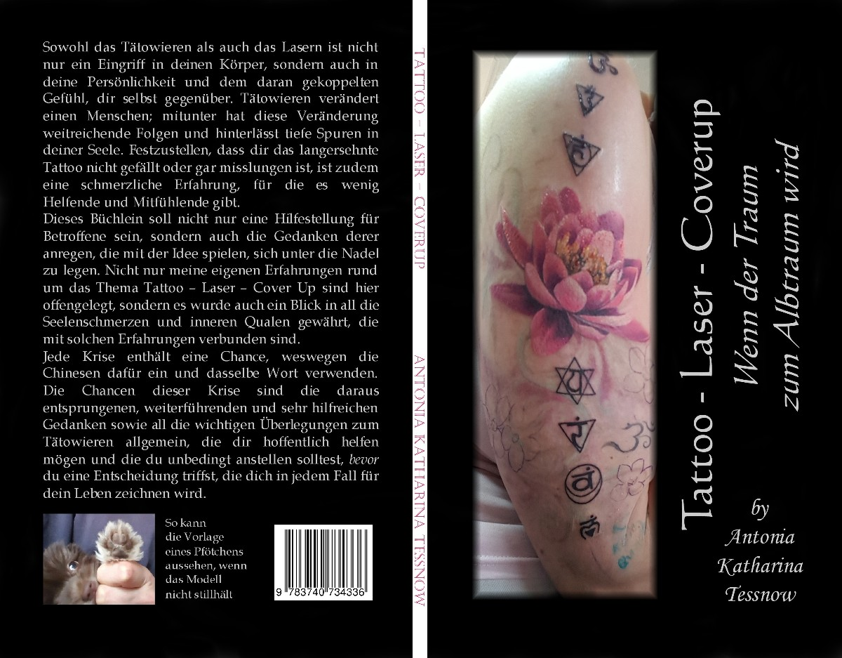 Tattoo – Laser – CoverUp