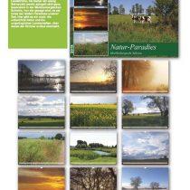 Natur-Paradies Mecklenburgische Schweiz Bildkalender 2020