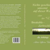 Breakable – Zerbrechlich – die Anhänge