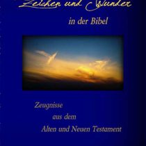 Zeichen und Wunder in der Bibel – Zeugnisse aus dem Alten und Neuen Testament