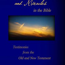 Signs, Wonders and Miracles in the Bible – Testimonies from the Old and New Testament