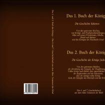 Das 1. und 2. Buch der Könige – das 6. und 7. Geschichtsbuch aus dem Alten Testament der Bibel