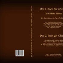 Die Chroniken – das 8. und 9. Geschichtsbuch aus dem Alten Testament der Bibel